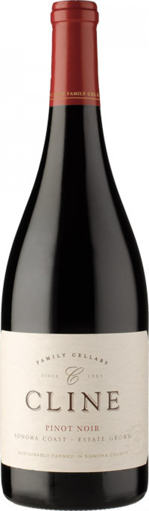 Cline Sonoma County Pinot Noir 750ml NV