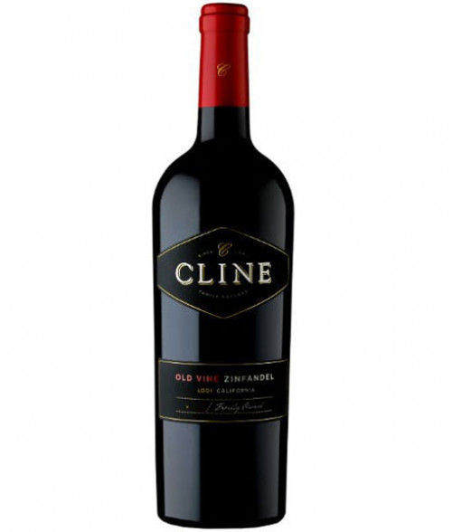 Cline Zinfandel 750ml NV