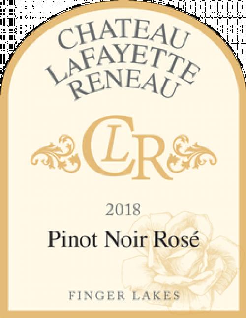 2018 Lafayette Reneau Rose Pinot Noir 750ml