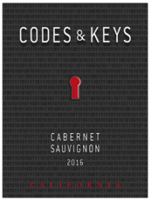 2016 Codes & Keys Cabernet Sauvignon 750Ml