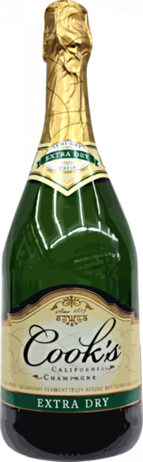 Cook's Extra Dry Sparkling Wine 750ml