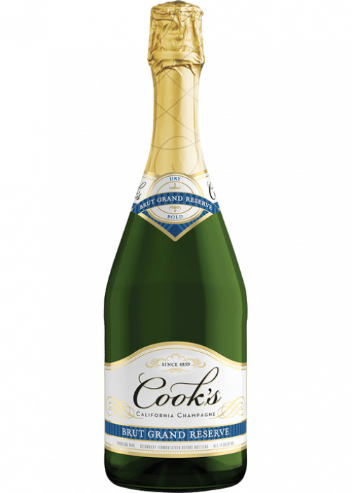 Cook's Grand Reserve Dry Sparkling Wine 750ml NV