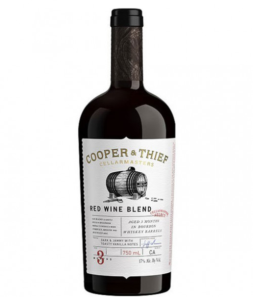 Cooper & Thief Red Wine 750ml NV