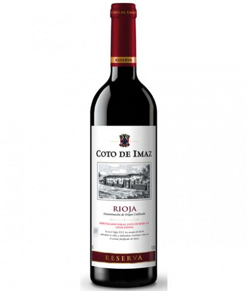Coto De Imaz Reserva Rioja 750