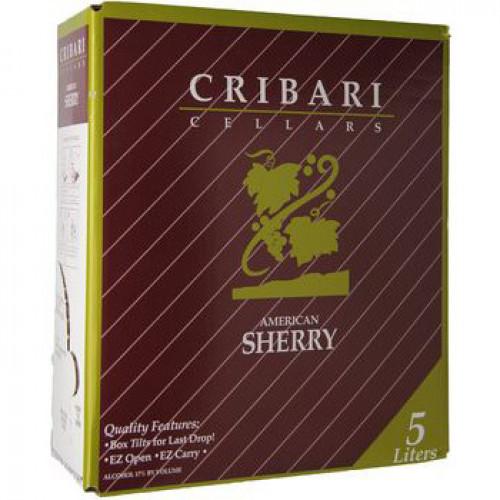 Cribari Sherry 5L Box NV
