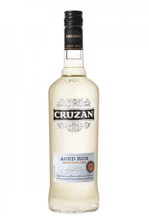 Cruzan Light Rum 1L