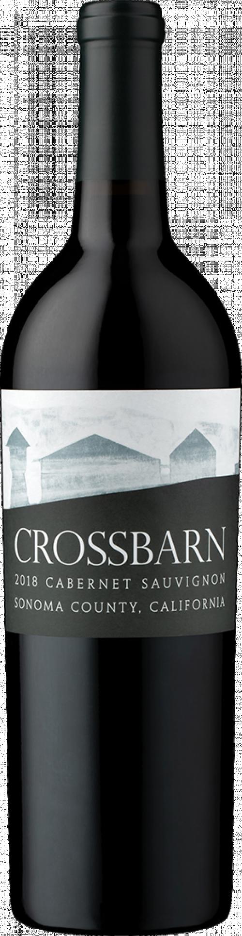 2018 Crossbarn Cabernet Sauvignon by Paul Hobbs 750ml
