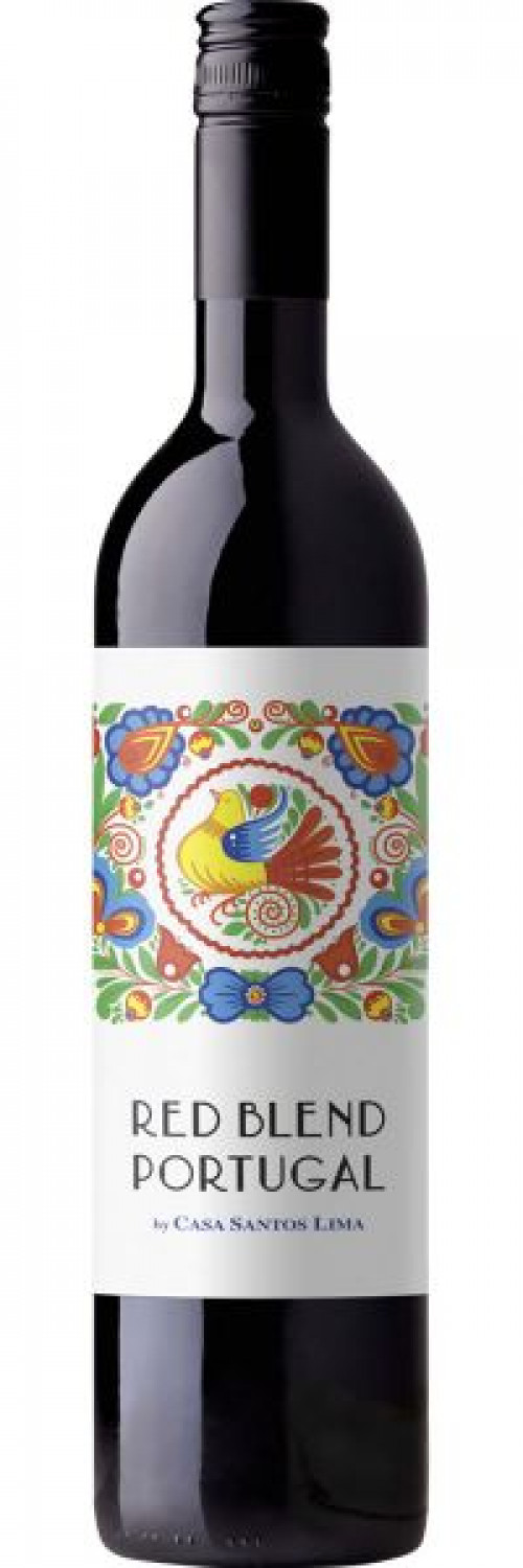 2017 Casa Santos Lima Red Blend 750Ml