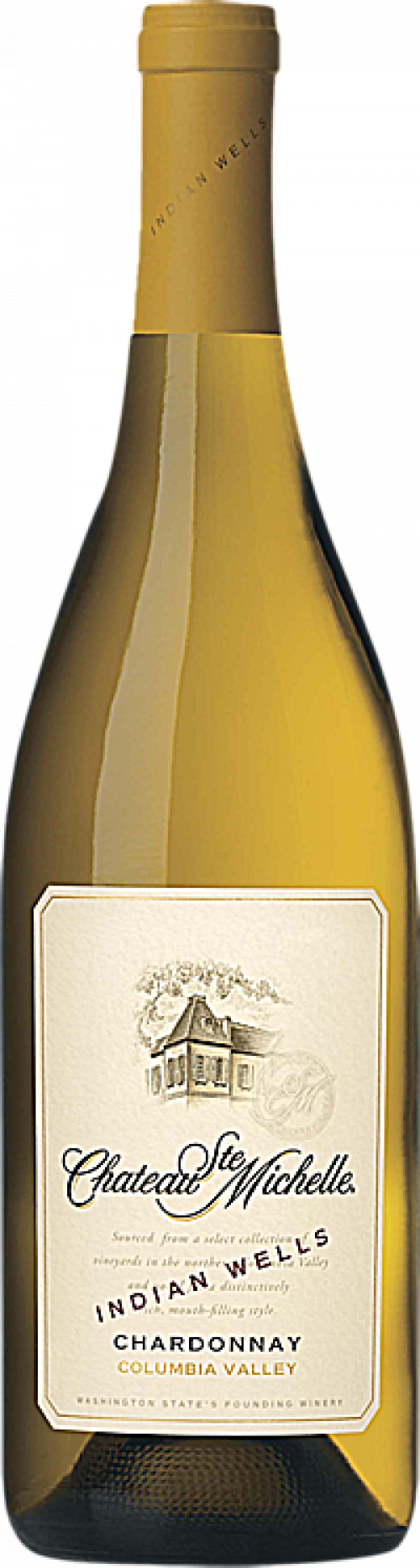 2017 Chateau Ste Michelle Indian Wells Chardonnay 750Ml