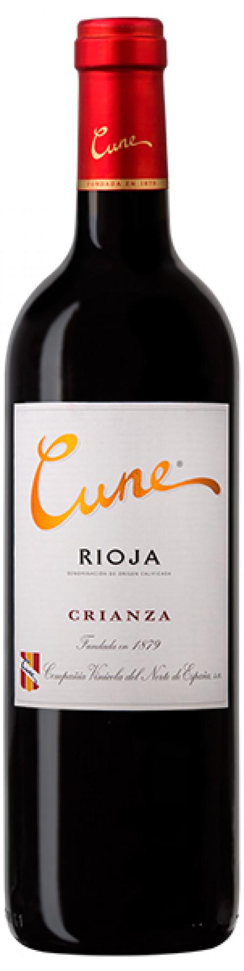 2016 Cune Rioja Crianza 750ml