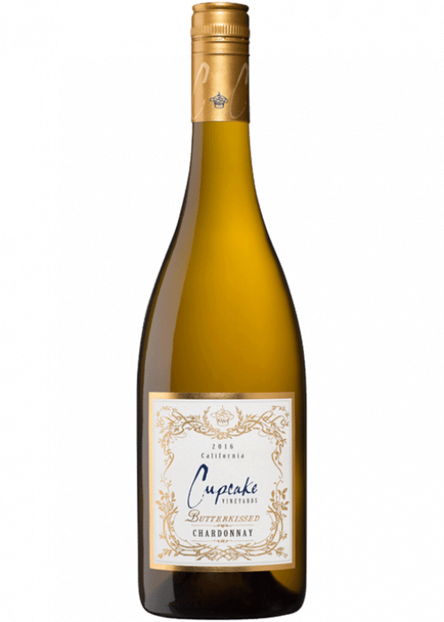 2016 Cupcake Butterkissed Chardonnay 750Ml