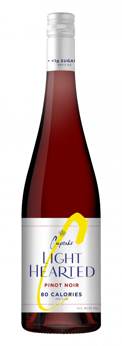 Cupcake Light Hearted Pinot Noir 750ml NV