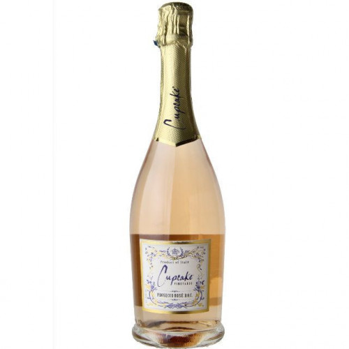 Cupcake Rose Prosecco 750ml NV