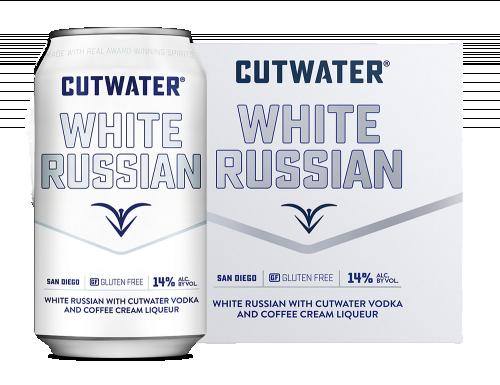 Cutwater White Russian 4Pk - 355ml