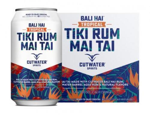Cutwater Mai Tai Bali Hai 4Pk 355ml Cans