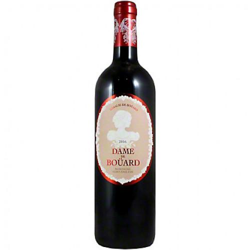 2016 Chateau Clos de Bouard Dame De Bouard Red 750Ml