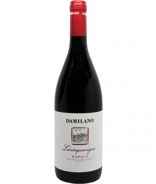 2013 Damilano Barolo Lecinquevigne 750Ml