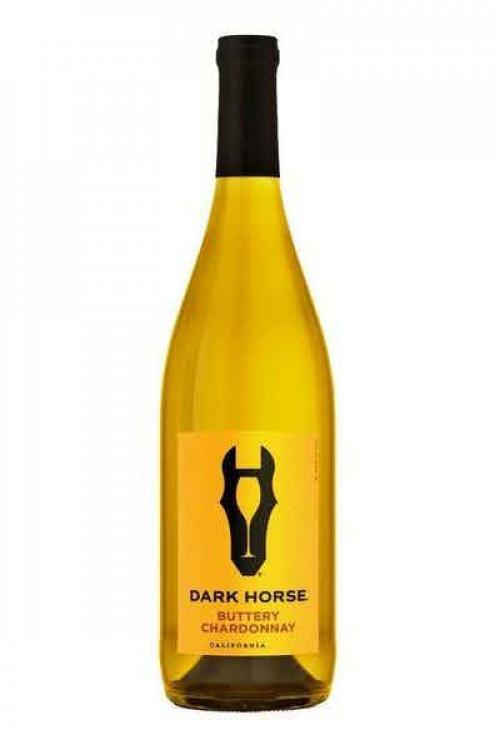 Dark Horse Buttery Chardonnay 750ml