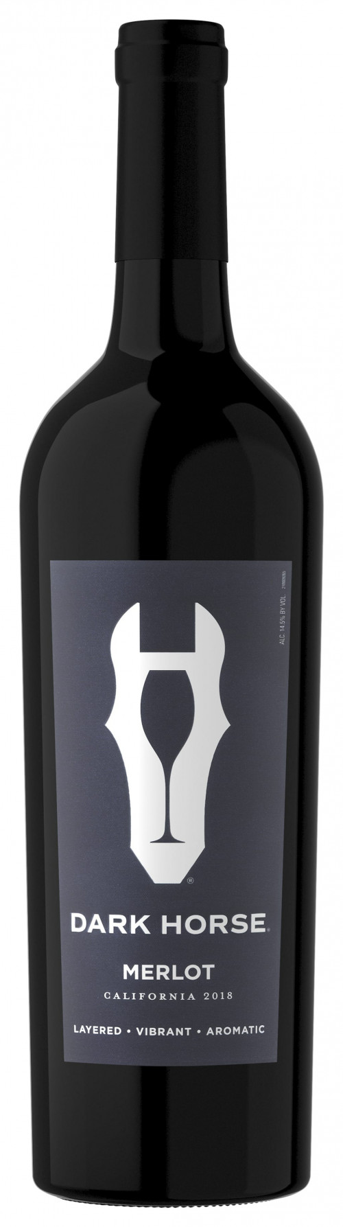 Dark Horse Merlot 750ml NV
