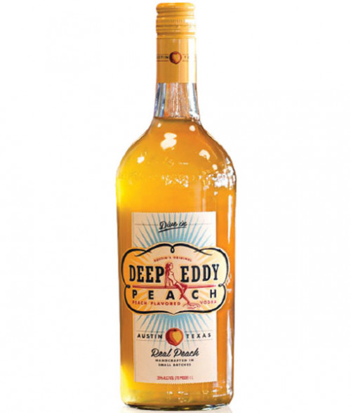 Deep Eddy Peach Vodka 1L
