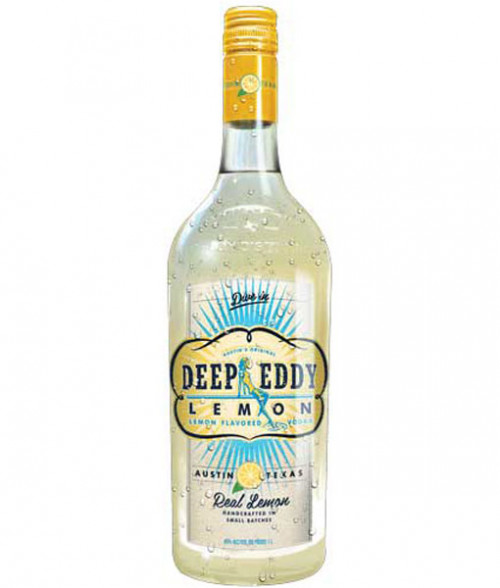 Deep Eddy Lemon Vodka 1L