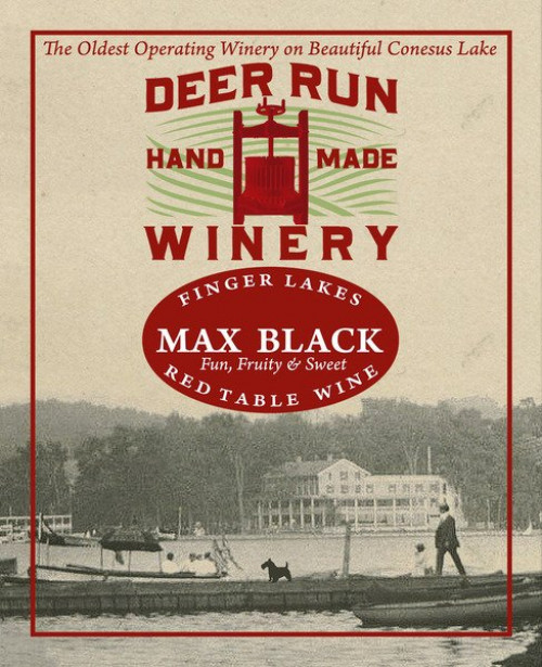 Deer Run Max Black 750ml NV