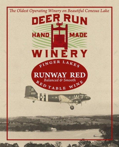 Deer Run Runway Red 750ml NV