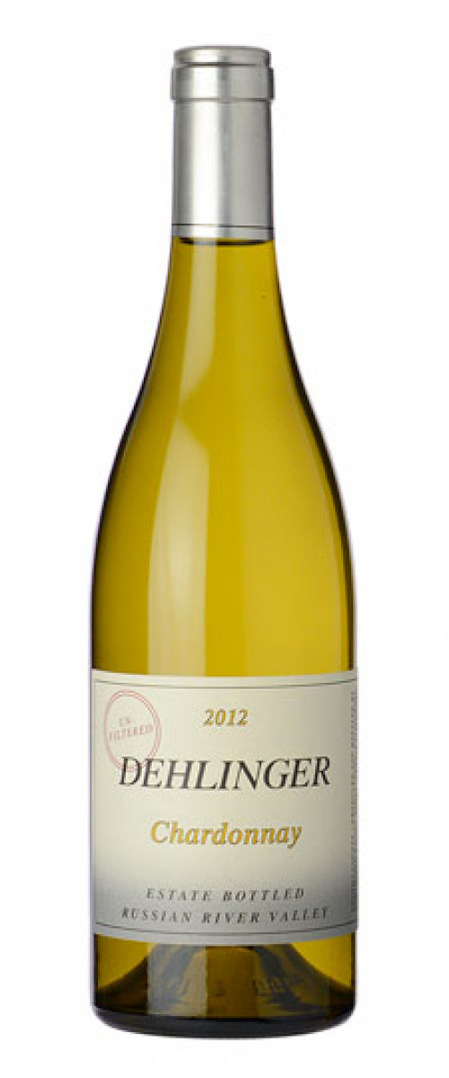 2012 Dehlinger Estate Chardonnay 750ml