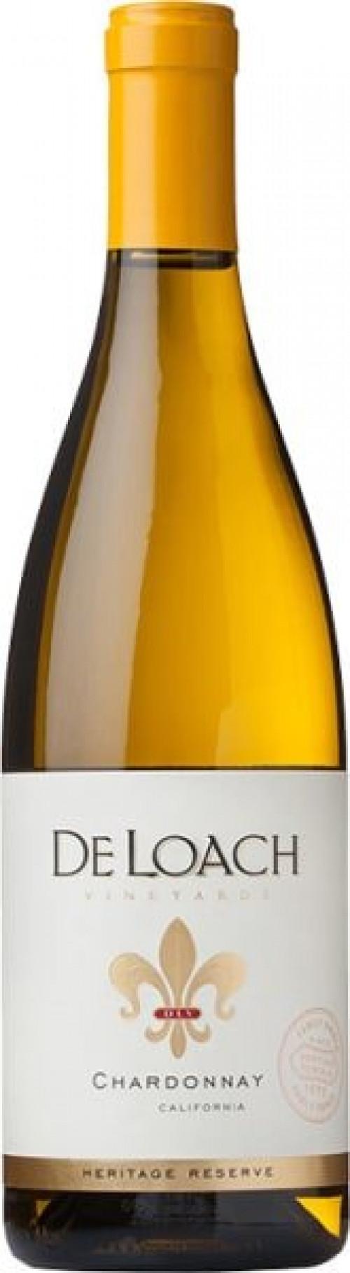 2017 DeLoach Heritage Chardonnay 750ml