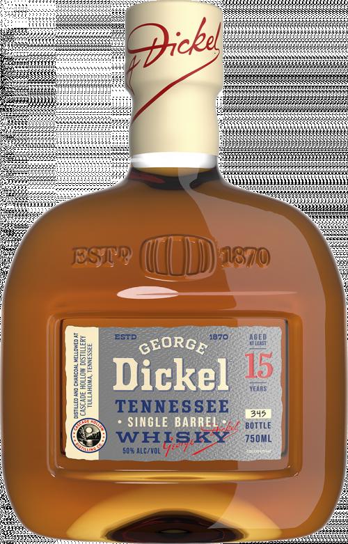 George Dickel 15Yr Single Barrel Whisky 750ml