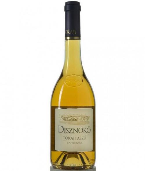 2002 Disznoko Tokaji 6 Puttonyos 500ml