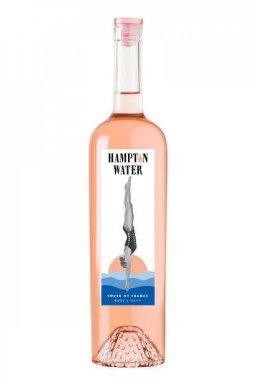 2019 Diving Into Hampton Water Rose 750ml