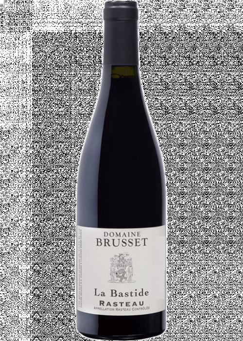 2017 Domaine Brusset La Bastide Rasteau 750Ml