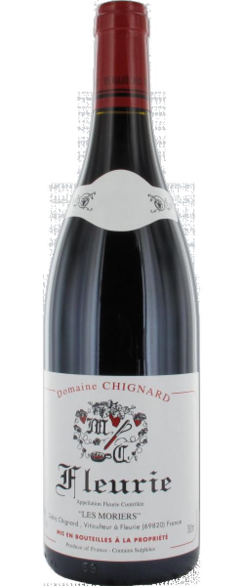 Domaine Chignard Fleurie Les Moriers 750ml