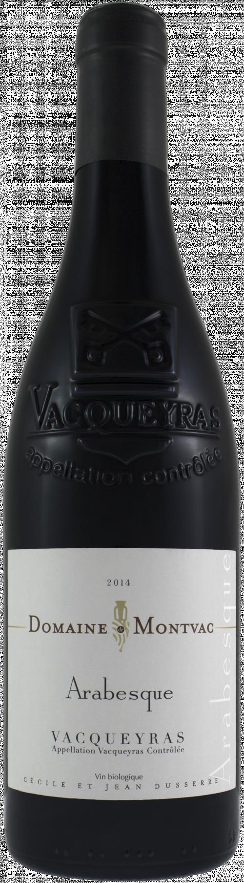 2017 Domaine De Montvac Vacqueyras Arabesque 750ml
