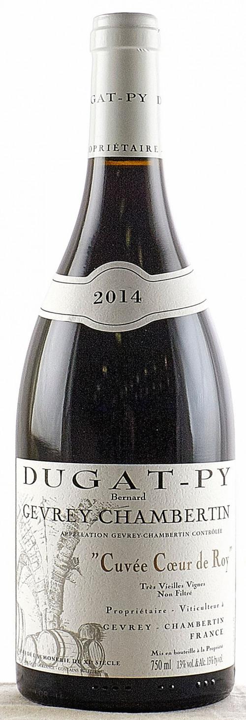 2014 Domaine Dugat-Py Gevrey-Chambertin Cuvee Coeur de Roy Vieilles Vignes 750ml