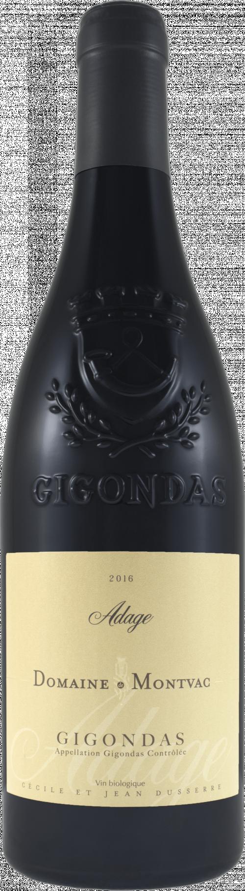2018 Domaine De Montvac Adage Gigondas 750ml