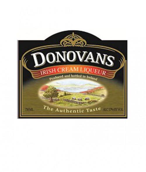Donovans Irish Cream 750Ml