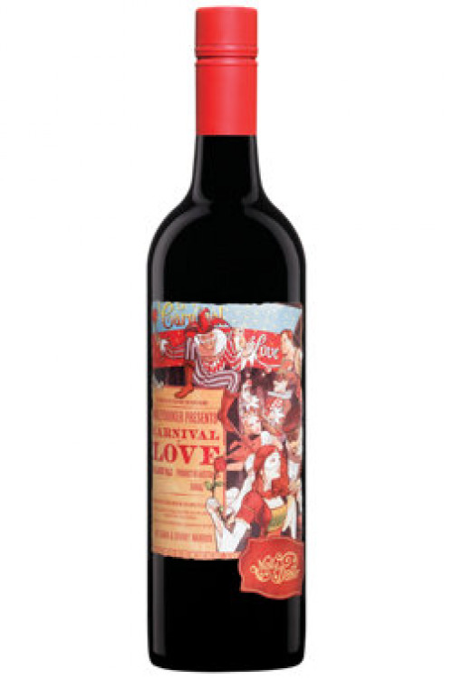 2017 Mollydooker Carnival of Love Shiraz 750ml