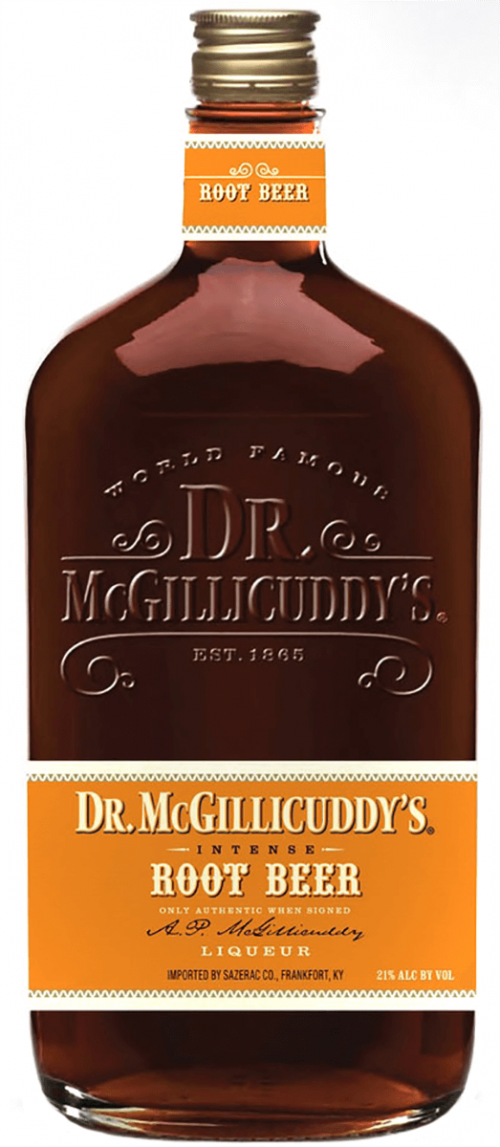 Dr. McGillicuddy's Root Beer 1L