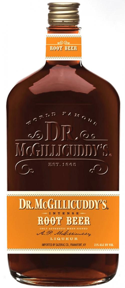 Dr. McGillicuddy's Root Beer 1L