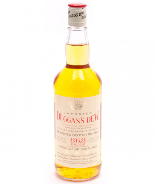 Duggan's Dew Blended Scotch 1L