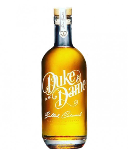 Duke & Dame Salted Caramel Whiskey 750ml