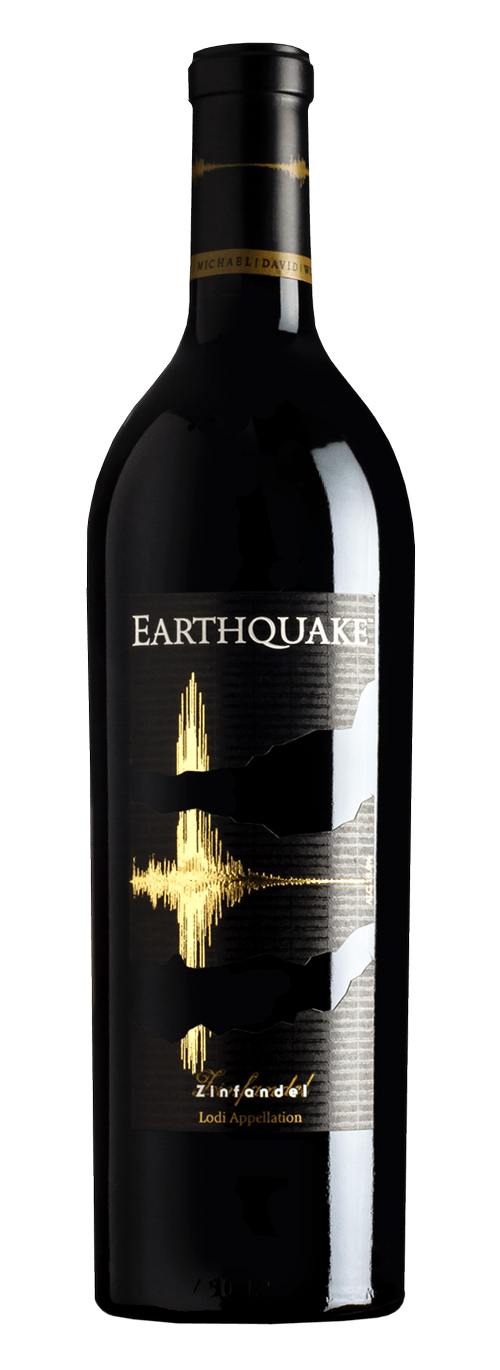 2017 Earthquake Zinfandel 750ml