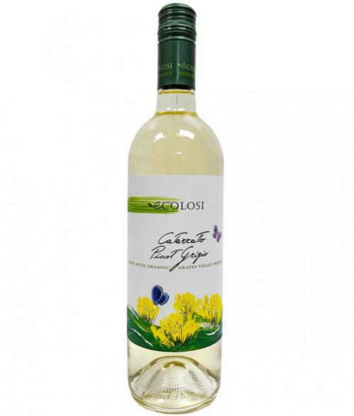 2019 Ecolosi Catarratto/Pinot Grigio 750ml