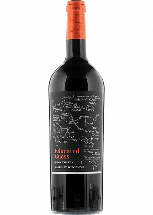 2018 Educated Guess Napa Cabernet Sauvignon 750ml