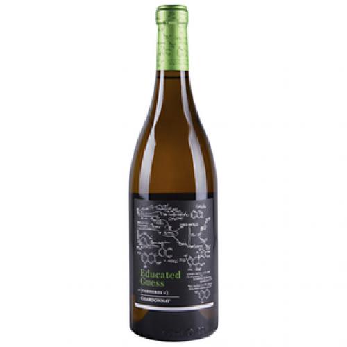 2017 Educated Guess Napa Chardonnay 750Ml