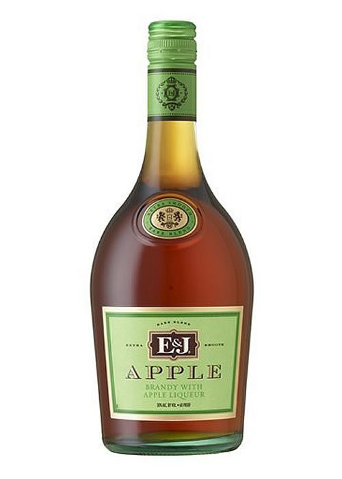 E & J Apple Brandy 750ml