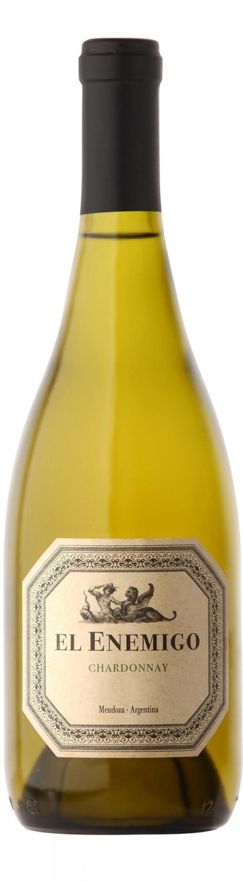 2018 El Enemigo Chardonnay 750ml
