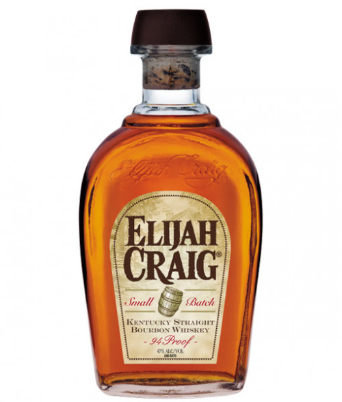 Elijah Craig Small Batch Bourbon 750Ml